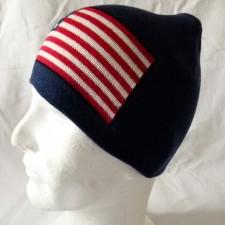 Bonnet drapeau américain