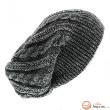 bonnet femme oversize
