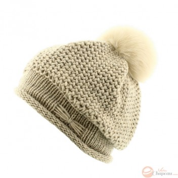 Yoko - Bonnet laine et alpaga
