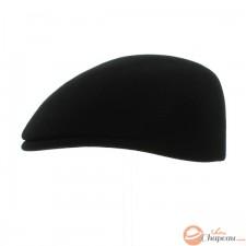 Gorra abombada negra